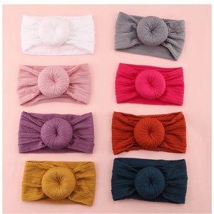Other - Donut hole headbands